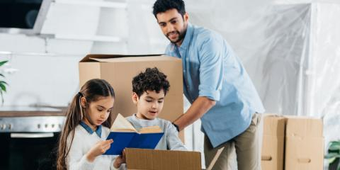 How to Simplify the Moving Process With Children, Cincinnati, Ohio