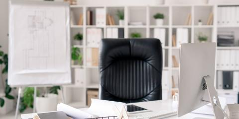 5 Tips for Designing a Home Office, Archdale, North Carolina