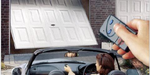 Choose The Right Garage Door Opener With PRO-Line Garage Door Repair, Richmond, Kentucky