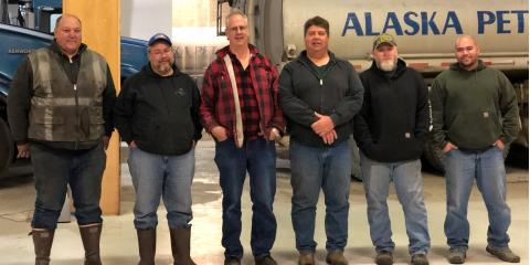 Alaska Petroleum Fuel Delivery Under New Ownership, Fairbanks, Alaska