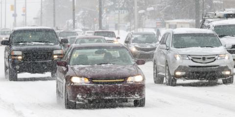 How Does the Winter Weather Affect Your Commute in Reno? , Truckee, California