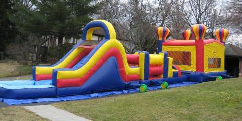Why You Should Rent a Bounce House for Your Back-to-School Party, Rochester, New York