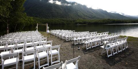 3 Reasons to Rent Chairs & Tables for Your Next Big Alaskan Event , Anchorage, Alaska