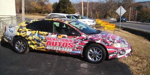 Rent To Own Autos Explains the Benefits of Purchasing Used Cars, Scott, Missouri