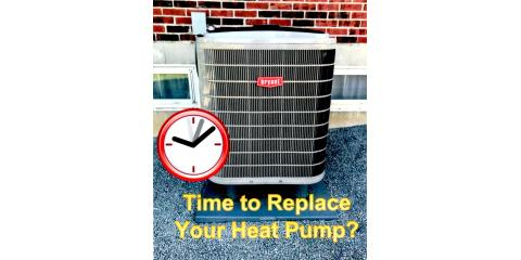5 Signs You Need a Heat Pump Replacement, Troy, Missouri