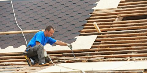 Asphalt Roofing Experts Share Difference Between Repair & Replacement, Snowflake, Arizona