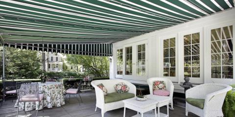 3 Stylish Ways Canopies & Awnings Will Elevate Your Home's Look, Cleveland, Tennessee