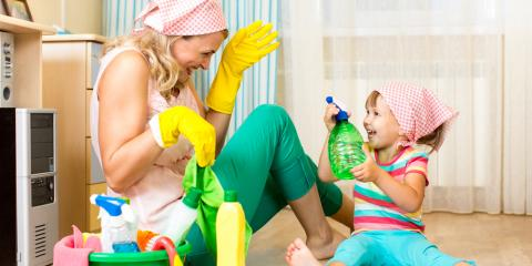 5 Places in the Home You're Forgetting to Clean, Middletown, New Jersey