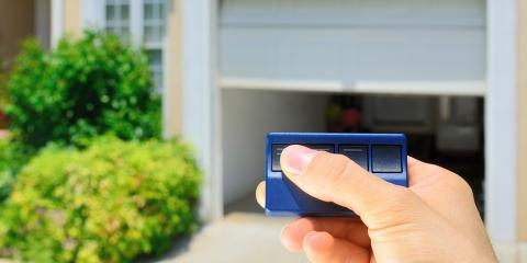3 Likely Reasons Your Garage Door Won't Open, Rochester, New York