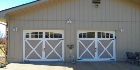 3 Popular Garage Door Opening Methods & Styles, Elizabethtown, Kentucky