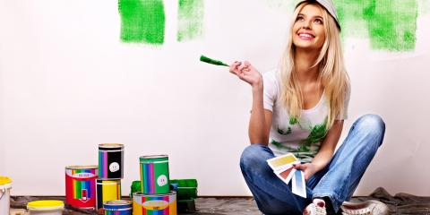 3 Tips for Picking Colors for Your Interior Painting Project, Katy, Texas