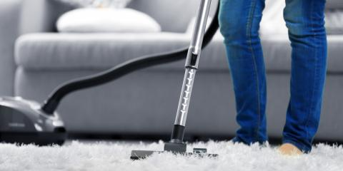 3 Vacuuming Tips From Residential Carpet Cleaning Pros, Elko, Nevada