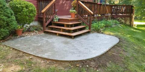 4 Signs You Should Replace Your Concrete Patio, Rushseba, Minnesota