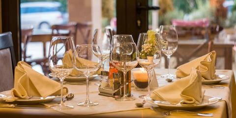 5 Quick & Easy Fine Dining Etiquette Tips Everyone Should Know, Middlebury, Connecticut