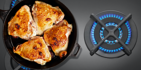 Gas Vs. Electric Restaurant Equipment: What Should You Cook With?, Euless, Texas