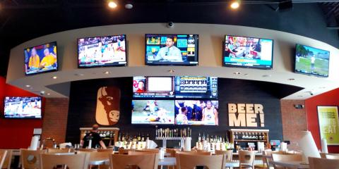 4 Considerations for Including TVs in Your Bar or Restaurant, Fairfield, Ohio