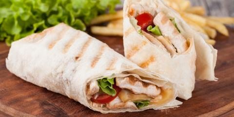 3 Sandwiches You Can Turn Into a Wrap, Oyster Bay, New York