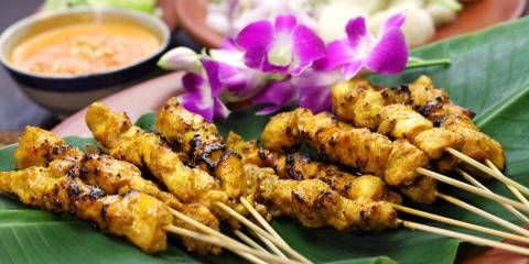 Mamasan's Restaurant Offers a Brief History of Satay , Brighton, New York