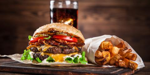3 Ways to Use Leftover Burgers From a Restaurant, Lynbrook, New York