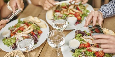 5 Tips for Eating Healthy at a Restaurant, La Crosse, Wisconsin