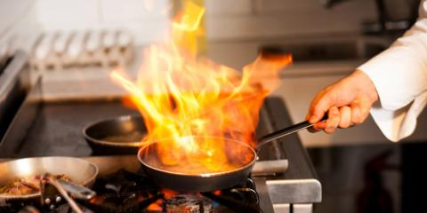 3 Reasons Your Business Needs a Restaurant Fire Suppression System, Long Beach-Lakewood, California