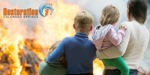 4 Steps to Take After a House Fire, Colorado Springs, Colorado
