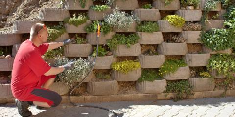 4 Types of Garden Retaining Walls, West Plains, Missouri
