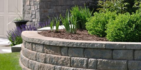 What to Know About Retaining Walls, Grant, Nebraska