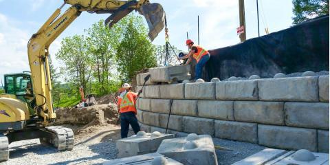 3 Ways to Maintain a Retaining Wall, O'Fallon, Missouri