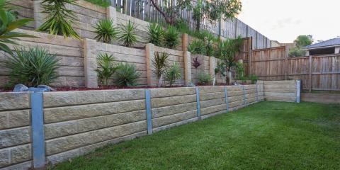3 Benefits of Precast Retaining Walls, West Plains, Missouri
