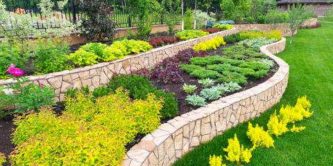 3 Benefits of Building a Retaining Wall, Mayfield, New York