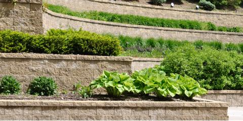 FAQ About Retaining Wall Installation, Independence, Kentucky