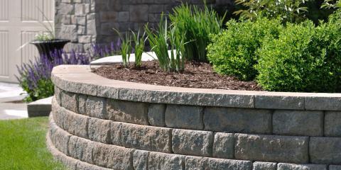 3 Advantages of Retaining Walls, Rock, Missouri