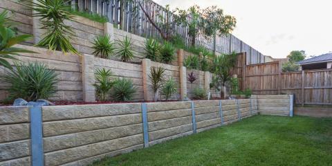 3 Retaining Wall Types & Uses, Lexington-Fayette, Kentucky