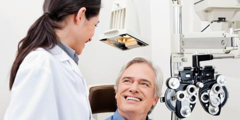 What Is Retinal Detachment?, Middletown, New York