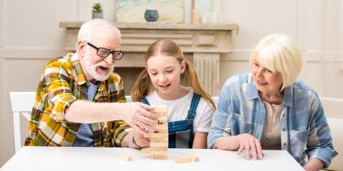 4 Activities to Do With the Grandkids in Your Retirement Apartment, West Plains, Missouri