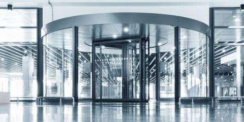 3 Benefits of Revolving Doors for Your Business, Crestwood, Kentucky