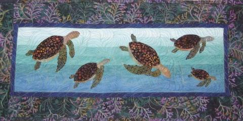 Quilt Kits & Other Unexpected Gifts for Mother's Day, Kihei, Hawaii