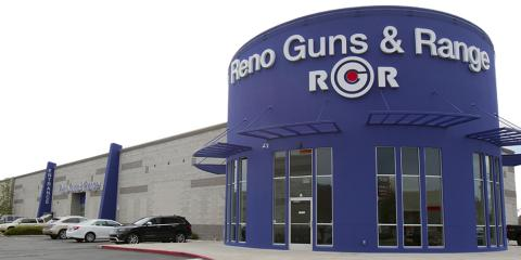 Ladies Night at Reno Guns & Range, Reno, Nevada