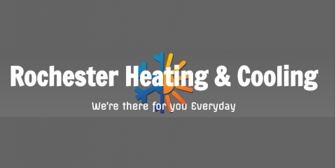 Rochester Heating & Cooling, Inc, Heating, Services, Spencerport, New York