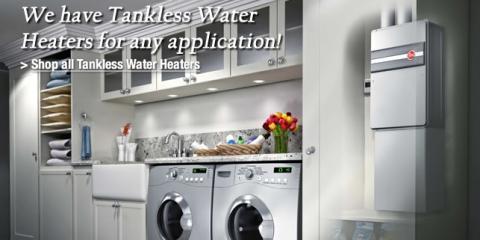 3 Powerful Benefits of Tankless Water Heaters, Tallmadge, Ohio
