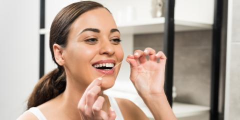 3 Tips for Flossing Correctly, Rhinelander, Wisconsin