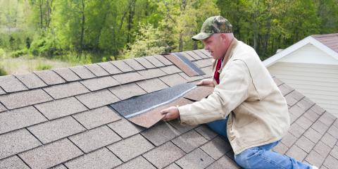 4 Steps to Take If You Have a Roof Leak, Pine Lake, Wisconsin