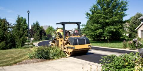 3 Reasons to Choose Asphalt Over Concrete , Cranston, Rhode Island