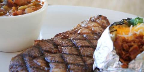 Tuesday Rib-eye Dinner Special!, Bon Secour, Alabama