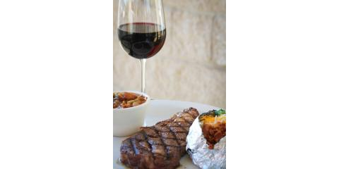 Tuesday Rib-eye Dinner Special & Half-priced select wines!, Bon Secour, Alabama