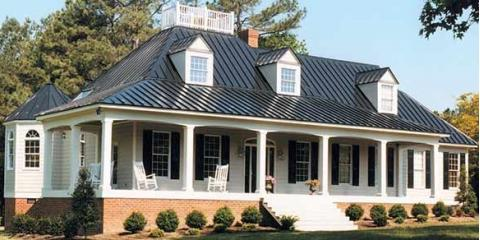 The Pros & Cons of Metal Roofing, Northeast Dallas, Texas