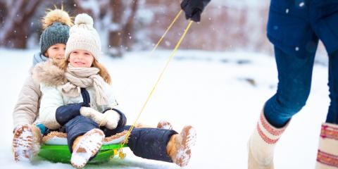 3 Sledding Safety Tips to Follow This Winter, Richmond, Kentucky