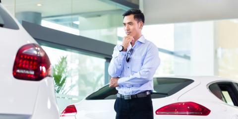 How to Resolve Your Mid-Life Crisis at a Luxury Auto Dealer, Queens, New York
