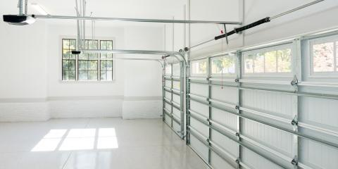 2 Types of Garage Doors, North Ridgeville, Ohio